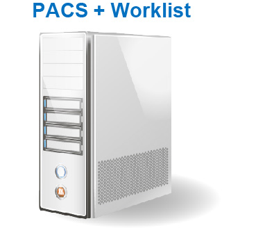 PACS-Worklist