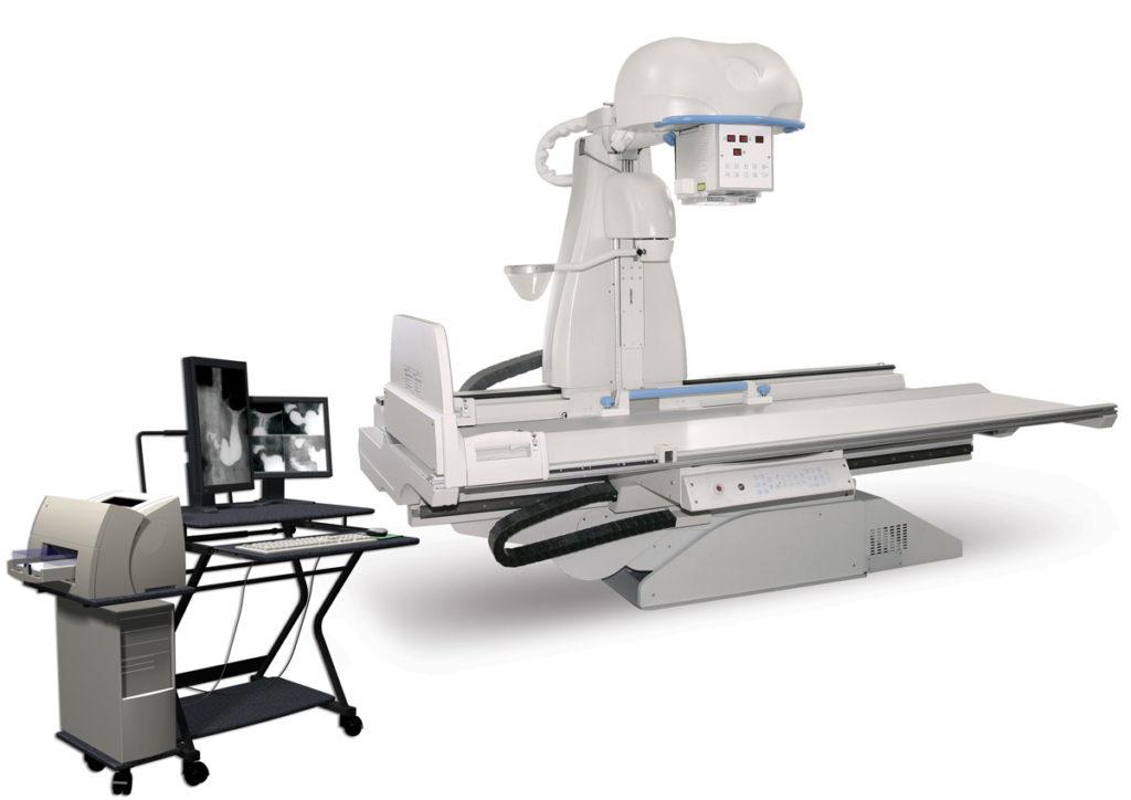 Цифровой рентгеновский комплекс