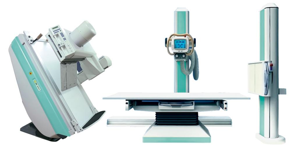 Пленочные рентгеновские комплексы