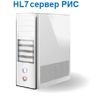 Программное обеспечение «HL7 сервер РИС»