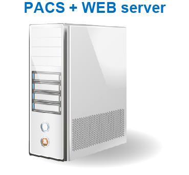 Опция для PACS «DICOM Архив»: базовый web-интерфейс