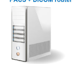 PACS-router